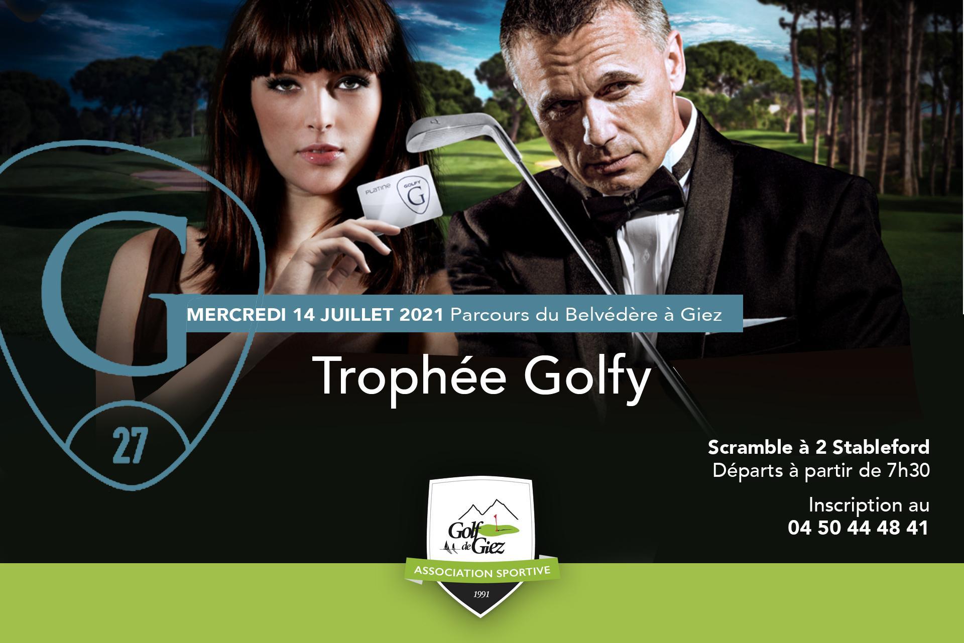 2021 trophe e golfy