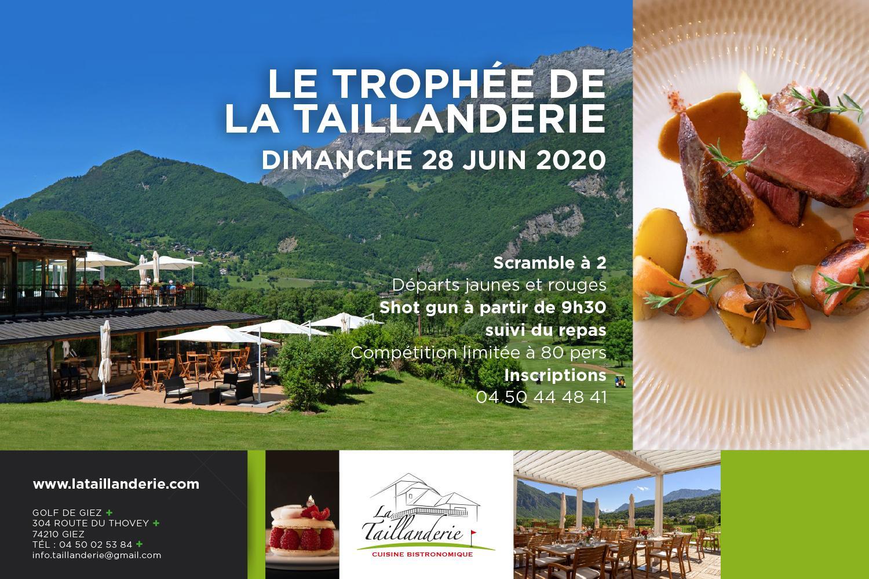 Affiche tophe e taillanderie 2020