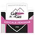 Calendrier logo femionines