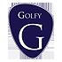 Calendrier logo golfy