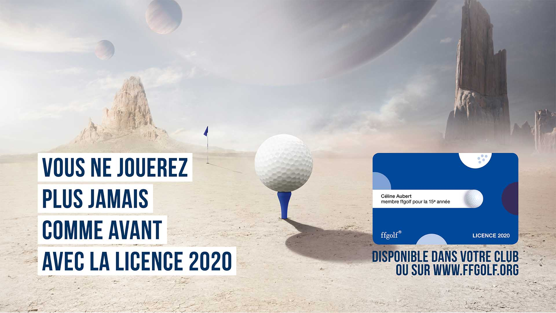 Nouvelle licence 2020
