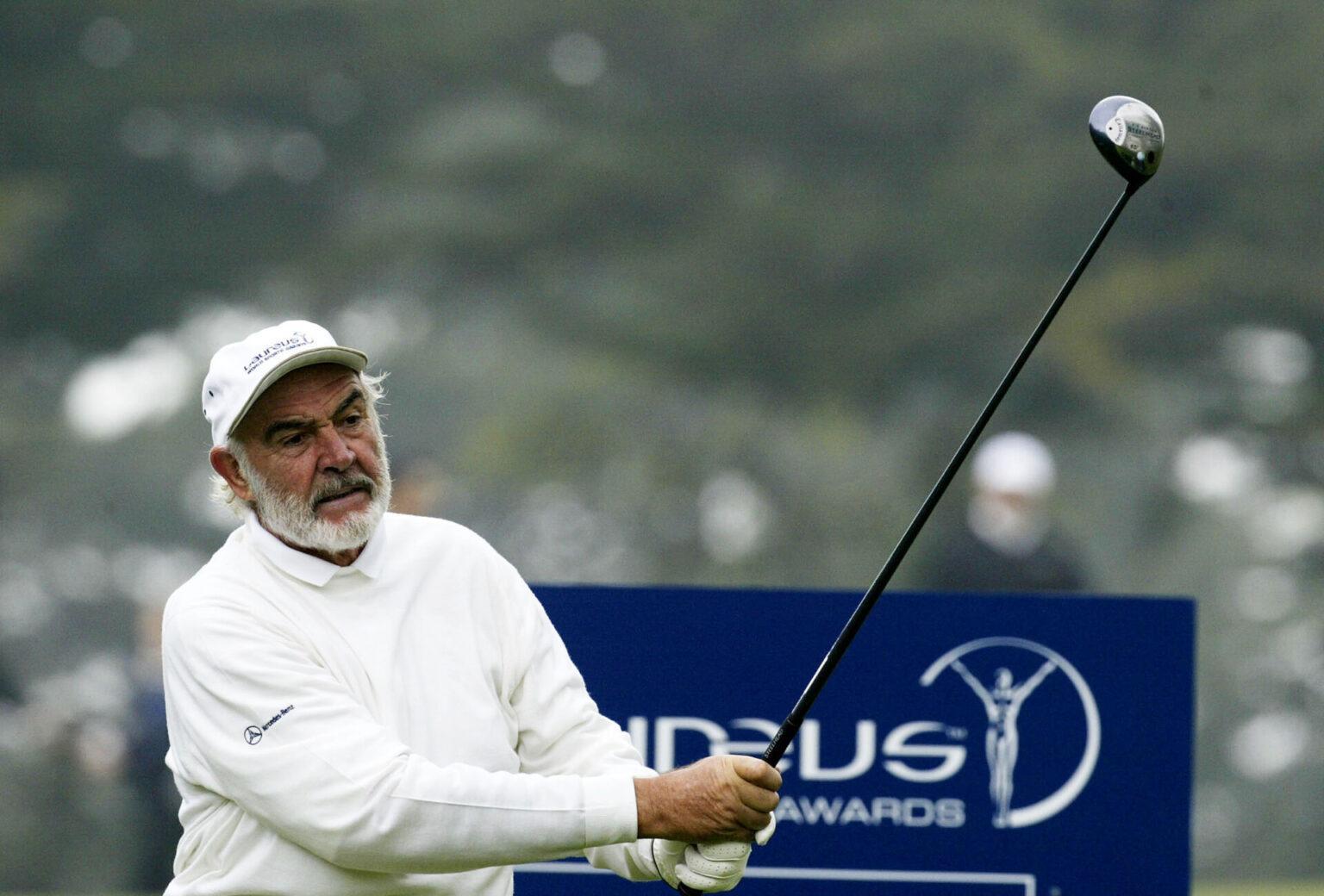 Sean Connery - As golf giez -covid