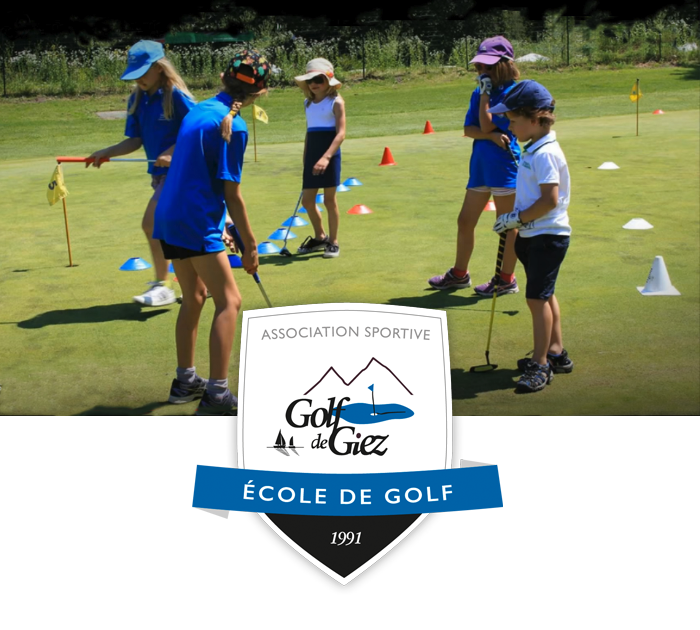 Homepage ecole de golf