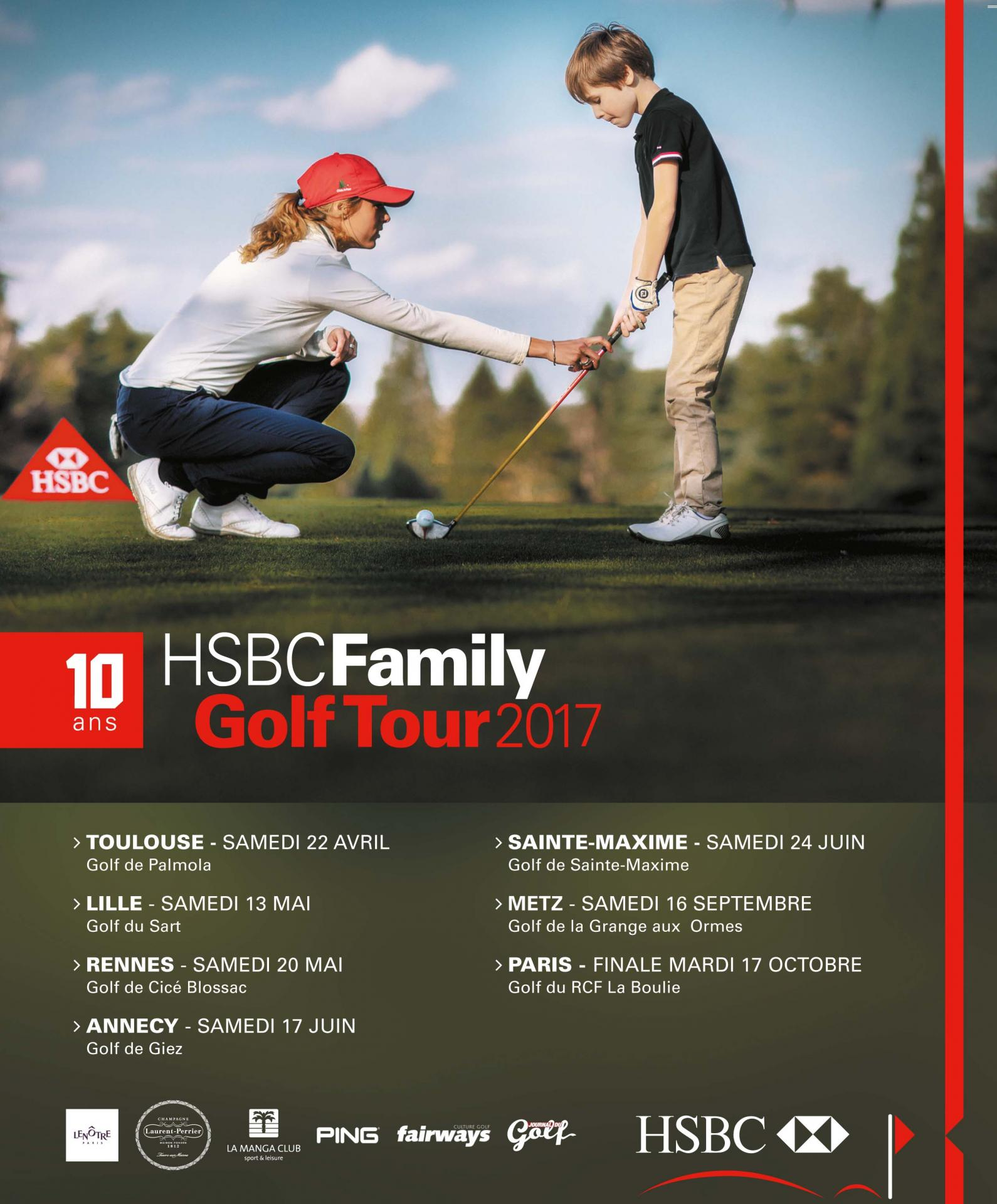 Hsbc golf family tour 2017