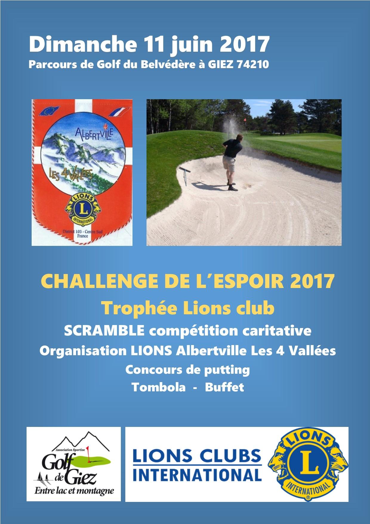 Lions club 2017