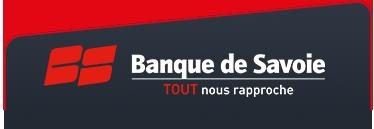 Logo banque de savoie