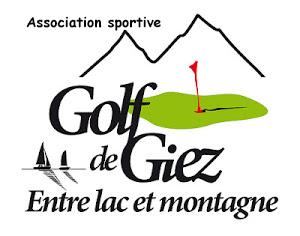 Logo golf giez as