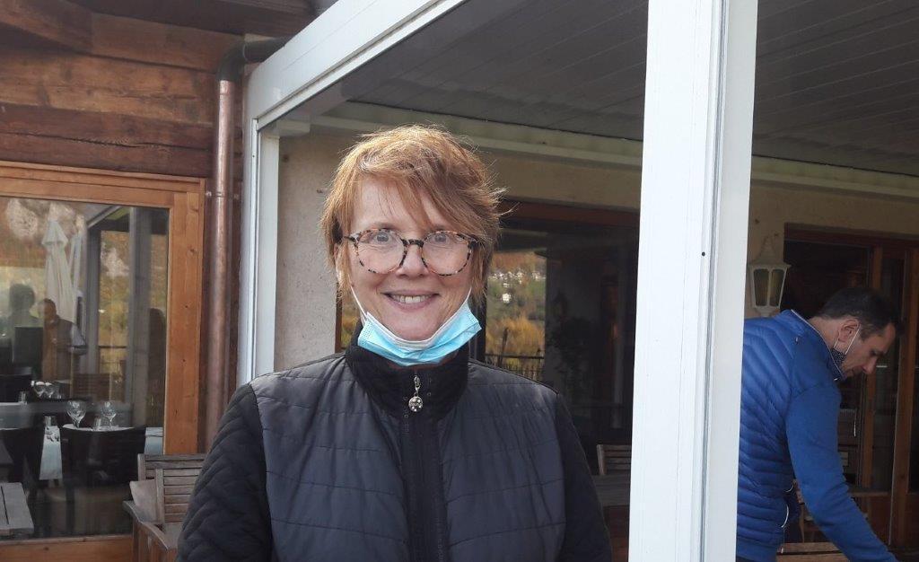 Mireille Haelvoet gagnante trophée des castors 2020