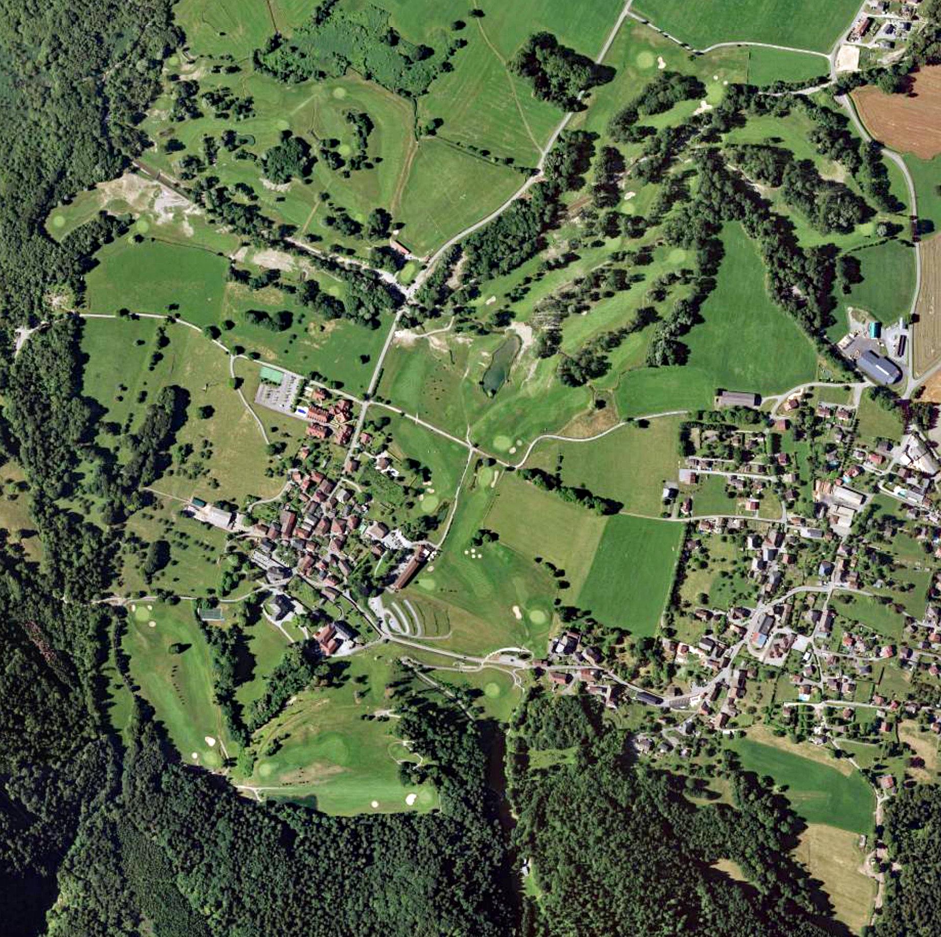 Photo google satellite