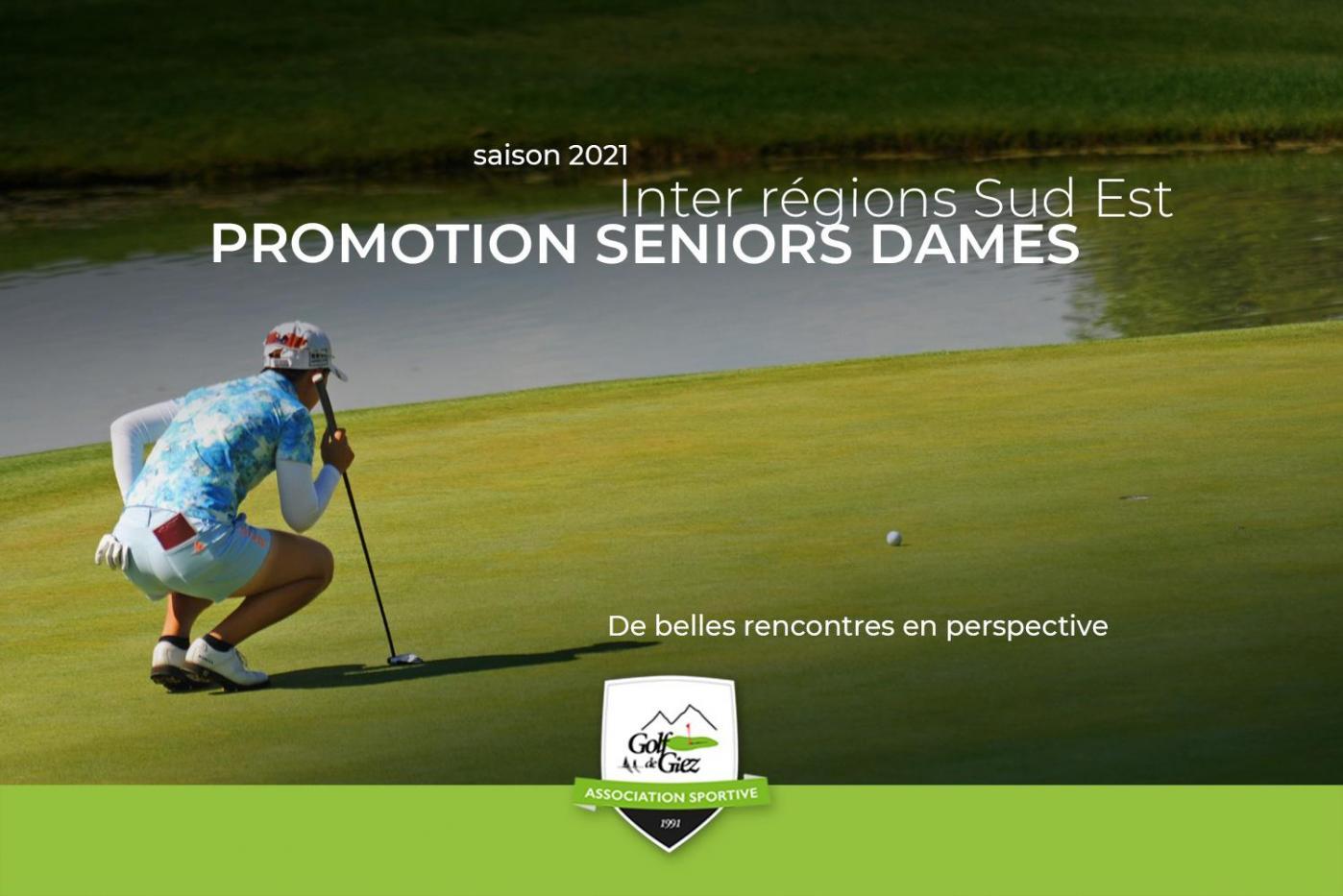 Promotion dames 2021